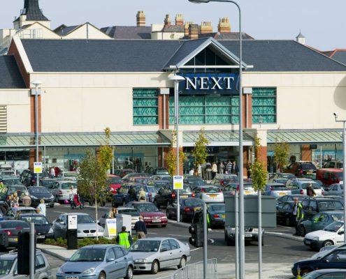 Llandudno Retail Park