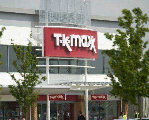 Parc Trostre Retail Park