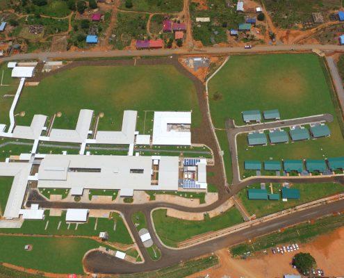 Dodowa Hospital, Ghana