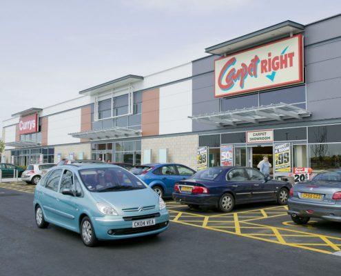 Pemberton Retail Park