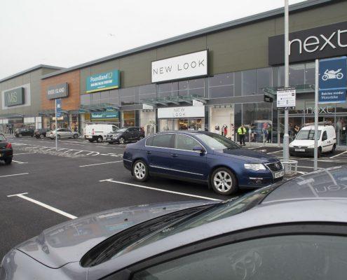 Prestatyn Retail Park