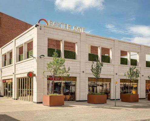 Baxtergate Retail Park