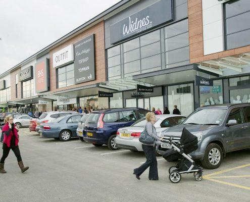 Widnes Retail Park