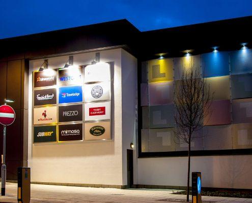 Westgate Retail Park, Aldershot